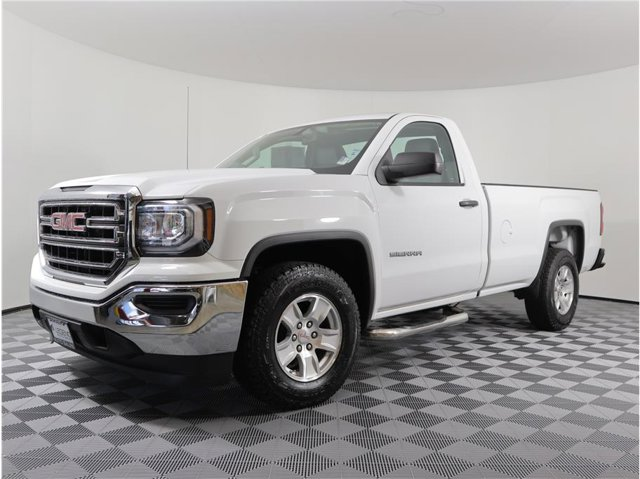 2017 GMC Sierra 1500 Pickup 2D 8 ft
