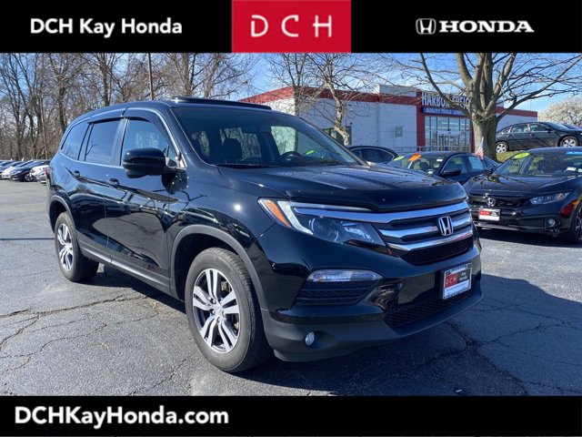 Used 2017 Honda Pilot in Eatontown, NJ