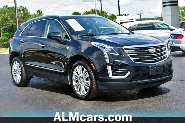 Pre-Owned 2018 Cadillac XT5 Premium Luxury AWD