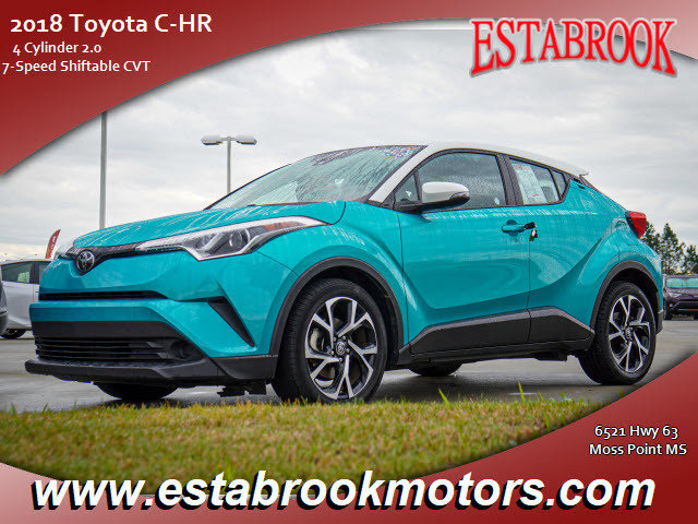 Used 2018 Toyota C-HR in Moss Point, MS