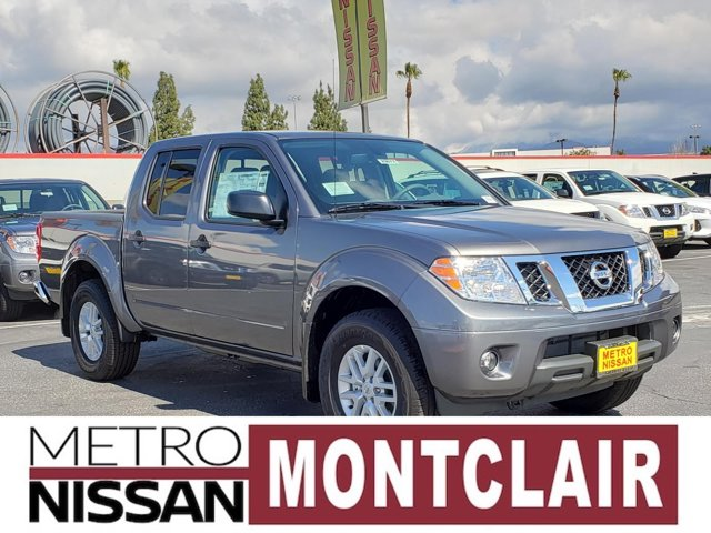 2021 Nissan Frontier SV Crew Cab 4x4 SV Auto Regular Unleaded V-6 3.8 L/231 [5]