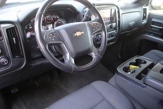 Used 2017 Chevrolet Silverado 1500 4WD Crew Cab 143.5 LT w-1LT