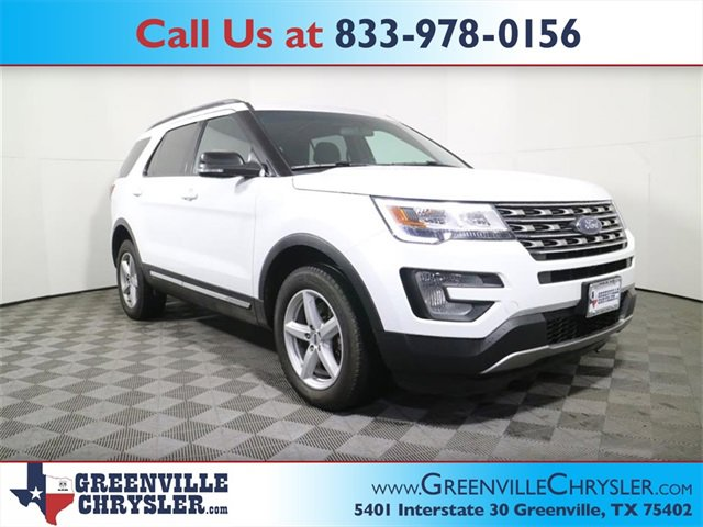 Used 2017 Ford Explorer in Greenville, TX