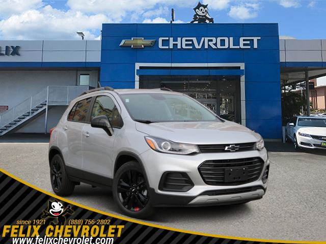 2020 Chevrolet Trax LT FWD 4dr LT Turbocharged Gas 4-Cyl 1.4L/ [2]