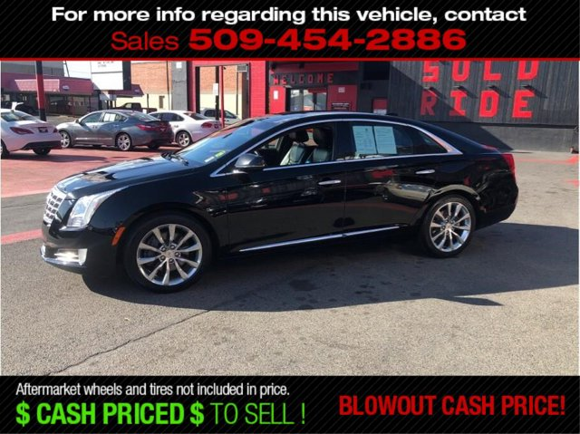 Used 2015 Cadillac XTS 4dr Sdn Luxury AWD