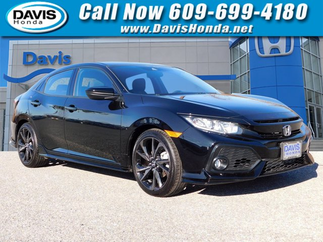 Used 2019 Honda Civic Hatchback in Burlington, NJ