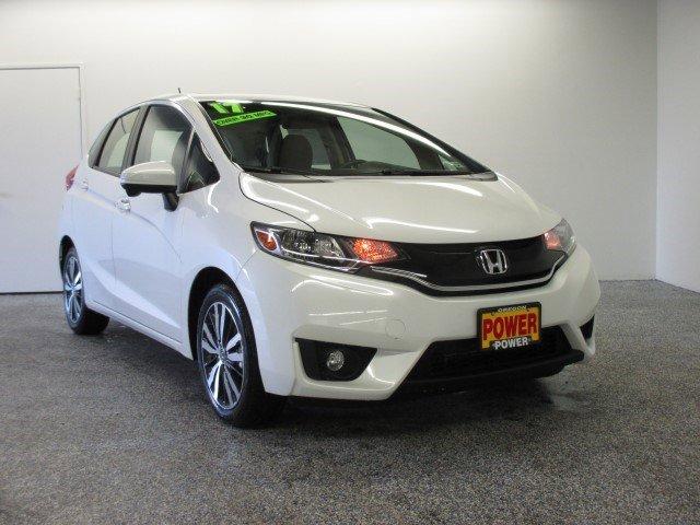 New 2017 Honda Fit EX CVT