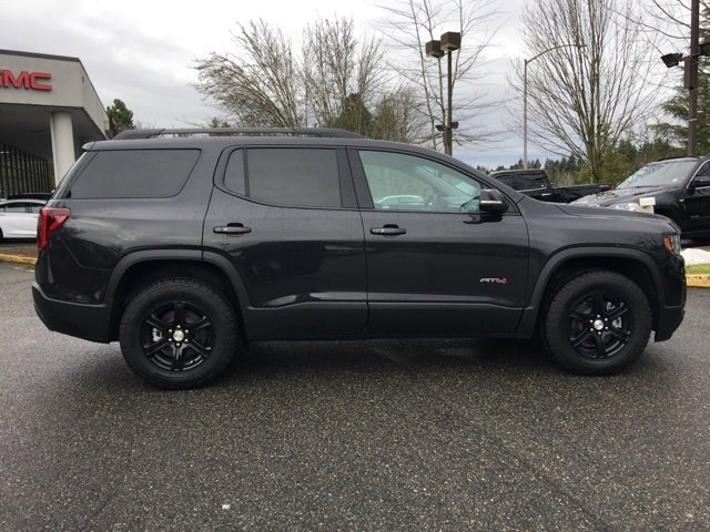 New 2020 GMC Acadia AWD 4dr AT4