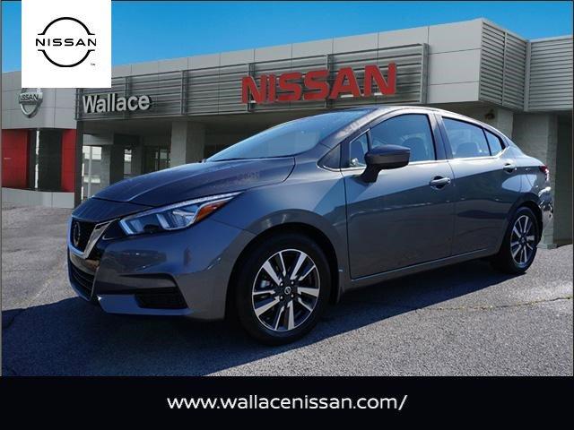 2020 Nissan Versa 1.6 SV