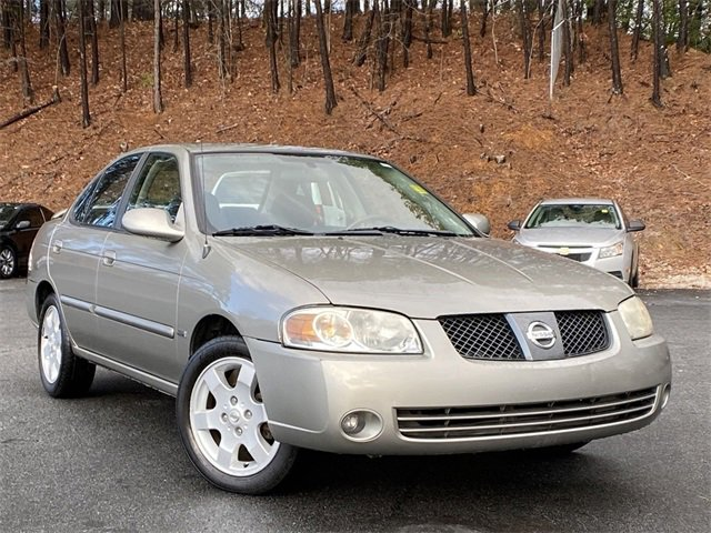 Used 2006 Nissan Sentra in Marietta, GA