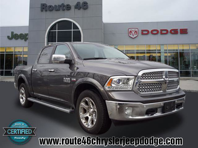 2017 Ram 1500 Laramie GVWR 6 900 LBS 392 REAR AXLE RATIO WHEEL TO WHEEL SIDE STEPS CONVENIENCE