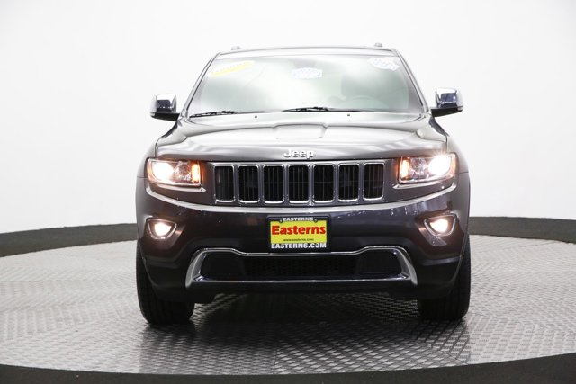2016 Jeep Grand Cherokee for sale 124307 1