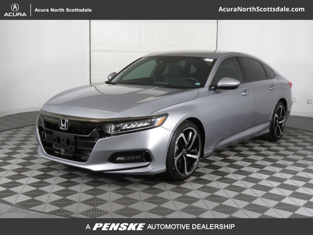 Used 2018 Honda Accord Sedan in , AZ