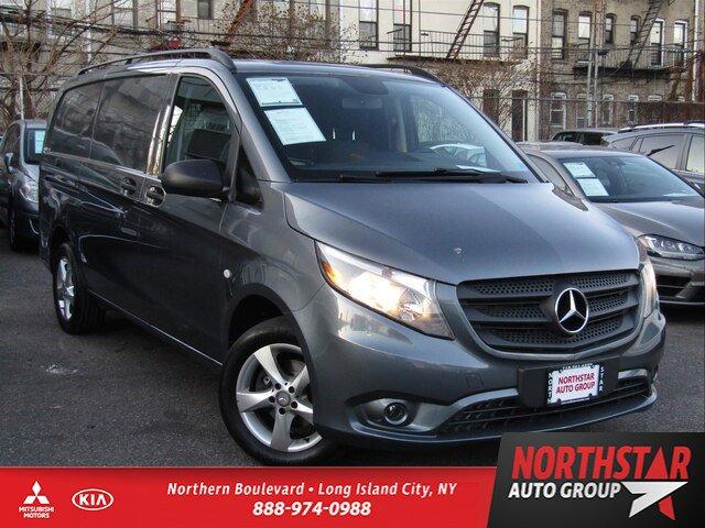 Used 2016 Mercedes-Benz Metris Cargo Van in Long Island City, NY