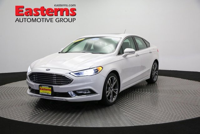 2017 Ford Fusion for sale 122029 0