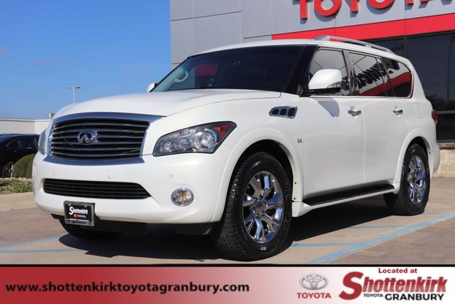 Used 2014 INFINITI QX80 in Granbury, TX