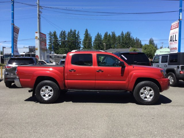 Used 2010 Toyota Tacoma 4WD Double V6 AT