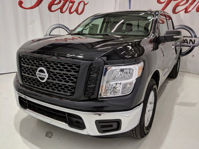 New 2019 Nissan Titan in Hattiesburg, MS