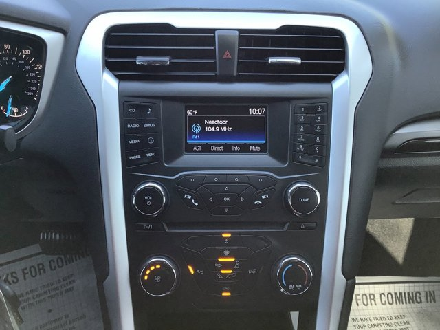 Used 2016 Ford Fusion 4dr Sdn SE AWD