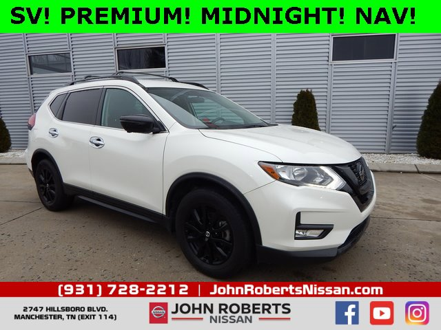 Used 2018 Nissan Rogue in Manchester, TN
