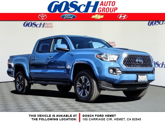 2019 Toyota Tacoma TRDSport
