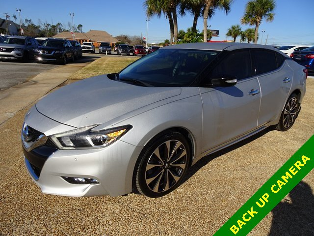 Used 2017 Nissan Maxima in Panama City, FL