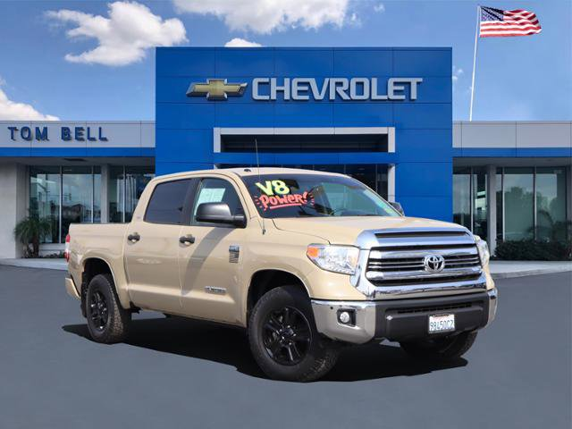 2017 Toyota Tundra 2WD SR5 SR5 CrewMax 5.5′ Bed 5.7L Regular Unleaded V-8 5.7 L/346 [2]
