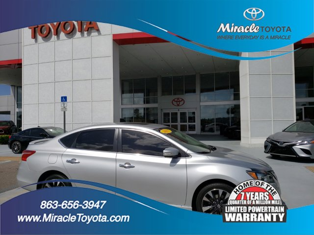 Used 2017 Nissan Sentra in Haines City, FL