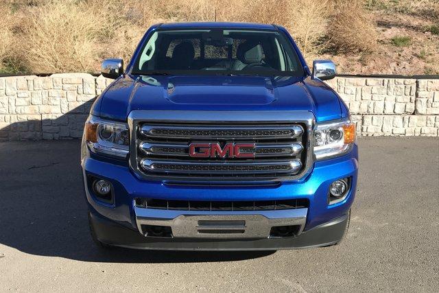 Used 2018 GMC Canyon 4WD SLT