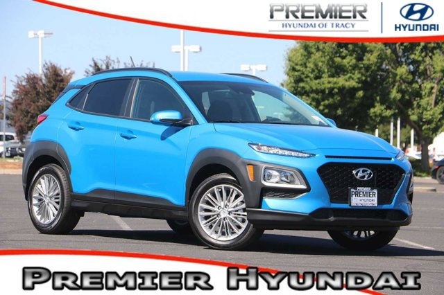 New 2020 Hyundai Kona in Tracy, CA