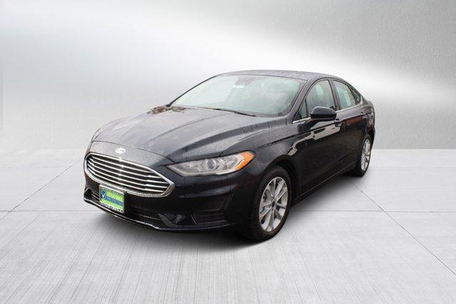 New 2020 Ford Fusion Hybrid in Tacoma, WA