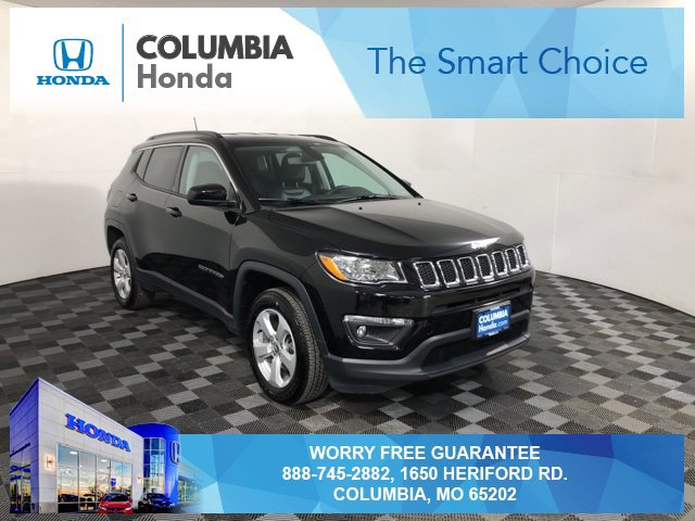 Used 2019 Jeep Compass in Columbia, MO
