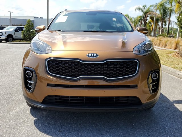 Used 2018 KIA Sportage in Fort Worth, TX