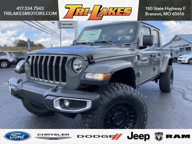 New 2021 Jeep Gladiator in Branson, MO