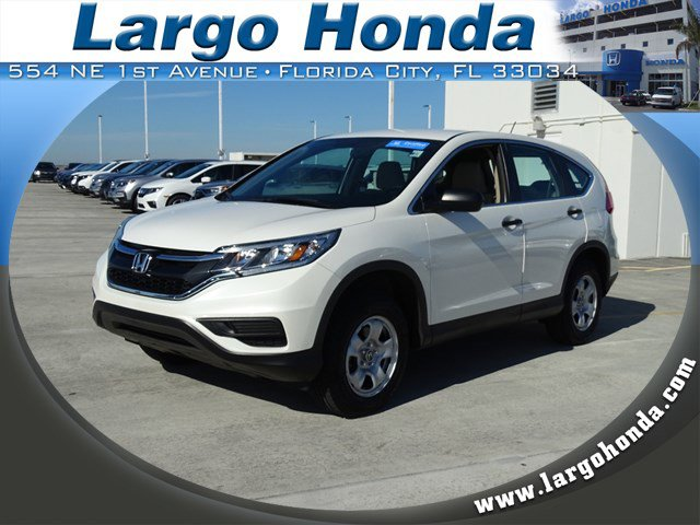 Used 2016 Honda CR-V in Florida City, FL