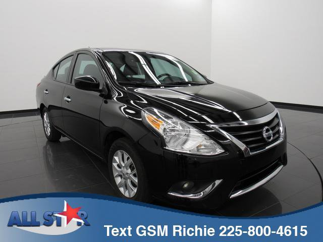Used 2018 Nissan Versa in Baton Rouge, LA