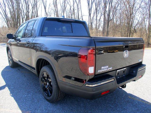 2020 Honda Ridgeline Black Edition AWD