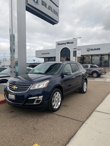 Used 2015 Chevrolet Traverse in San Diego, CA