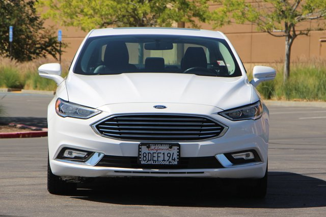 2018 Ford Fusion  2