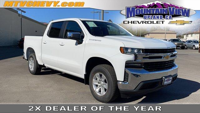 "2021 Chevrolet Silverado 1500 LT 2WD Crew Cab 147"" LT Gas V8 5.3L/325 [9]"