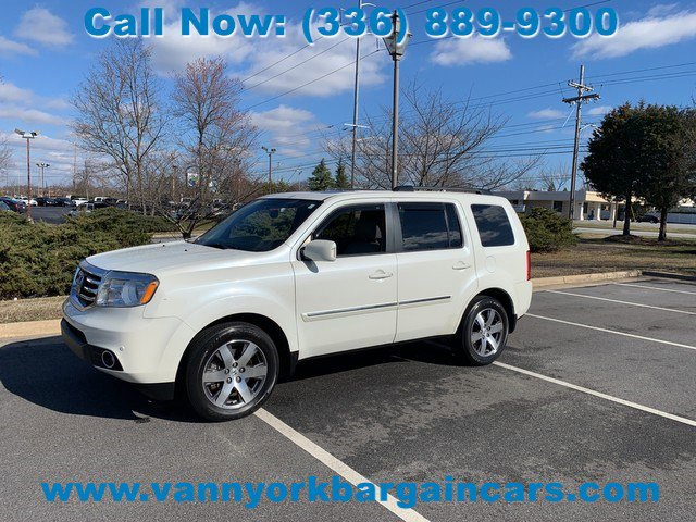 Used 2013 Honda Pilot in High Point, NC