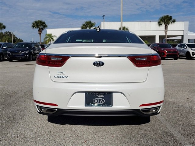 New 2019 KIA Cadenza in Lakeland, FL