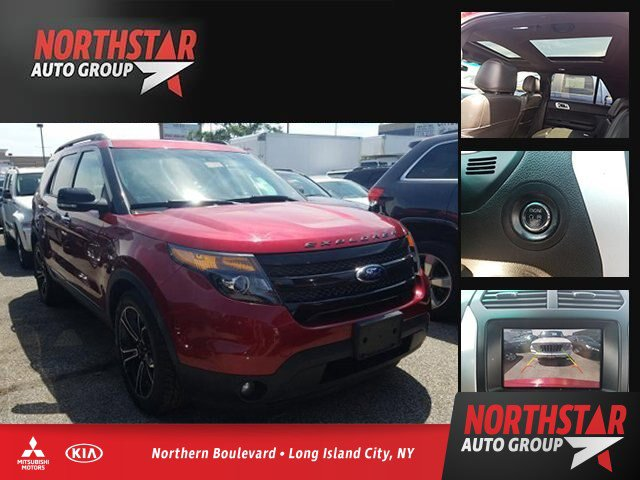 Used 2014 Ford Explorer in Long Island City, NY