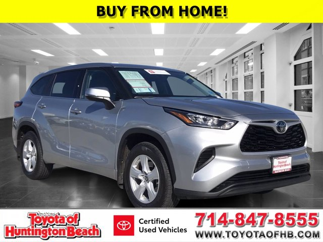 2020 Toyota Highlander L L AWD Regular Unleaded V-6 3.5 L/211 [2]