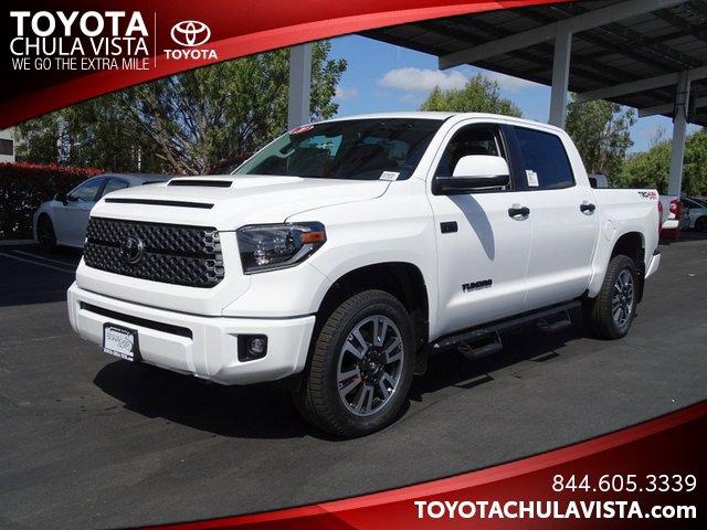 New 2020 Toyota Tundra in Chula Vista, CA