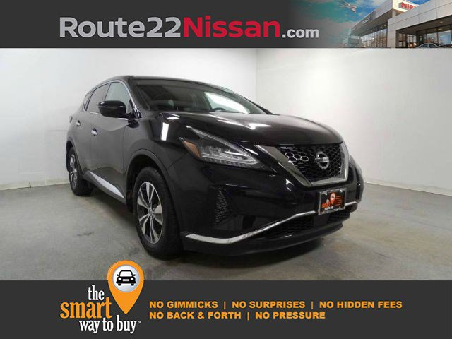 2019 Nissan Murano S AWD S Regular Unleaded V-6 3.5 L/213 [2]