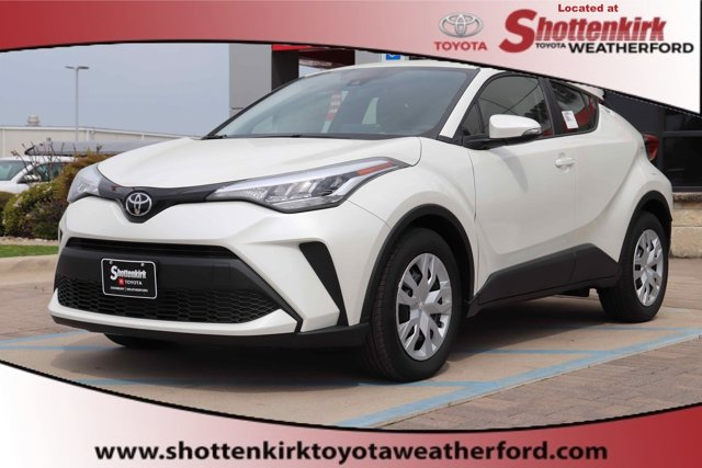 New 2020 Toyota C-HR in Granbury, TX