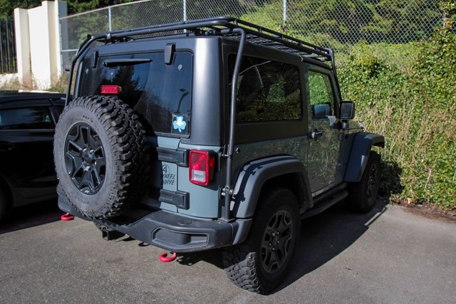 Used 2014 Jeep Wrangler 4WD 2dr Willys Wheeler