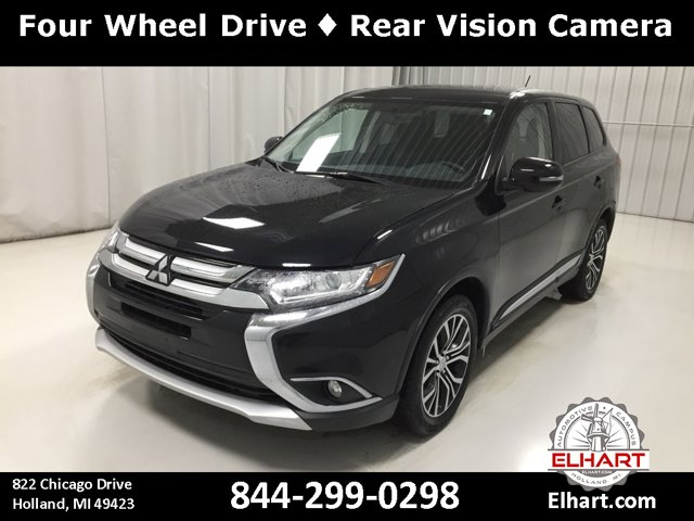 Used 2016 Mitsubishi Outlander in Holland, MI
