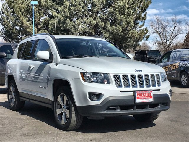 Used 2017 Jeep Compass in Fort Collins, CO